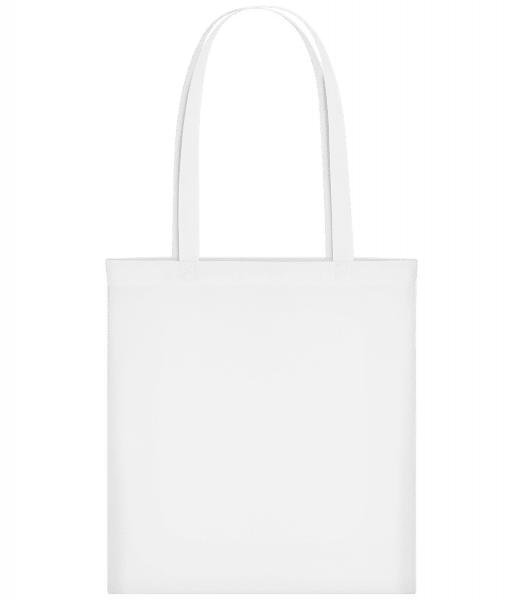 Tote Bag - White - Front