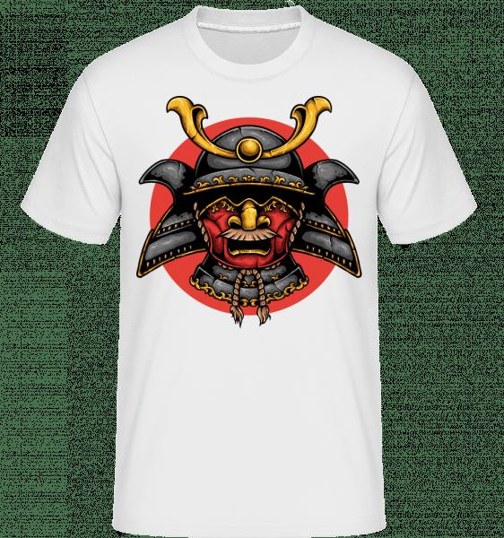 Bushido Spirit -  Shirtinator Men's T-Shirt - White - Vorn