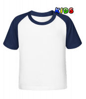 T-shirt baseball Enfant