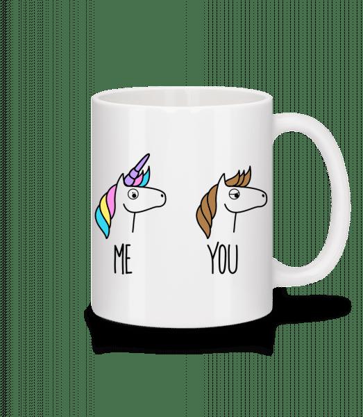 Me You Unicorns - Mug - White - Vorn