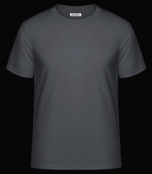 Men's Shirtinator Basic Shirt  - Grey - Vorn