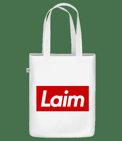 Laim - Bio Tasche - Weiß - Vorn