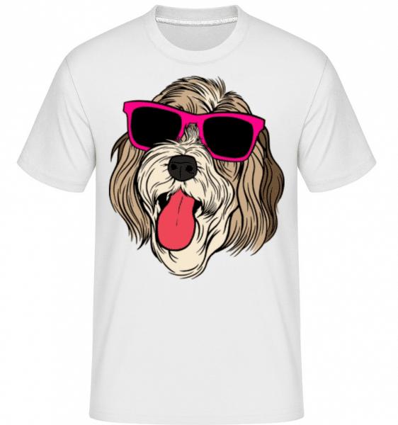 Bernedoodle -  Shirtinator Men's T-Shirt - White - Front