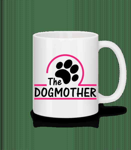 The Dogmother - Mug en céramique blanc - Blanc - Devant