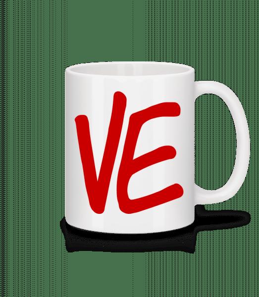 VE - Mug - White - Vorn