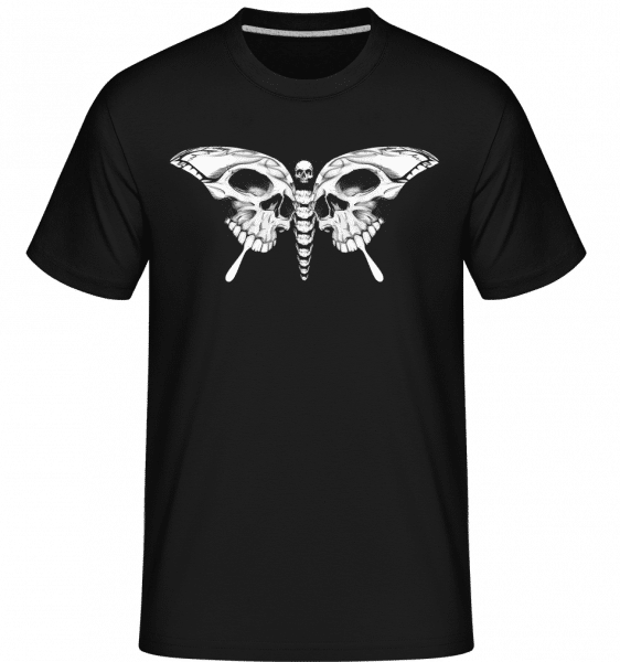 Butterfly Of Death -  Shirtinator Men's T-Shirt - Black - Vorn