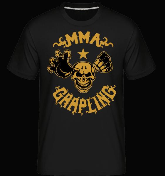 MMA Grapling -  Shirtinator Men's T-Shirt - Black - Vorn