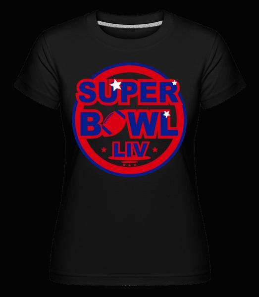 Super Bowl LIV -  Shirtinator Women's T-Shirt - Black - Vorn