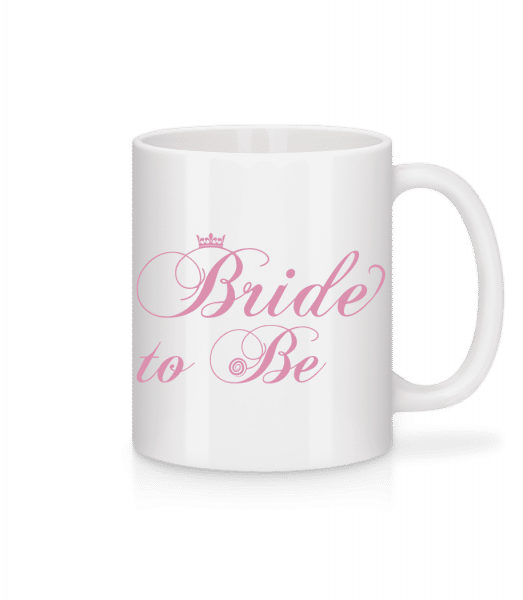 Bride To Be - Mug - White - Vorn