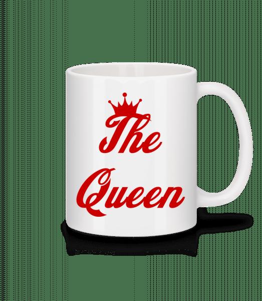 The Queen - Tasse - Weiß - Vorn