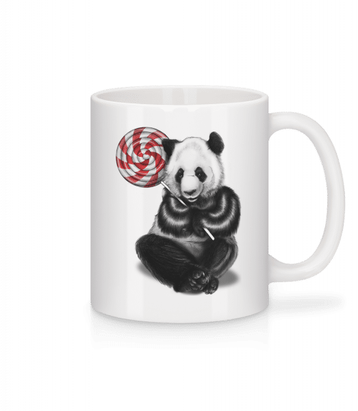 Candy Bear - Mug - White - Vorn