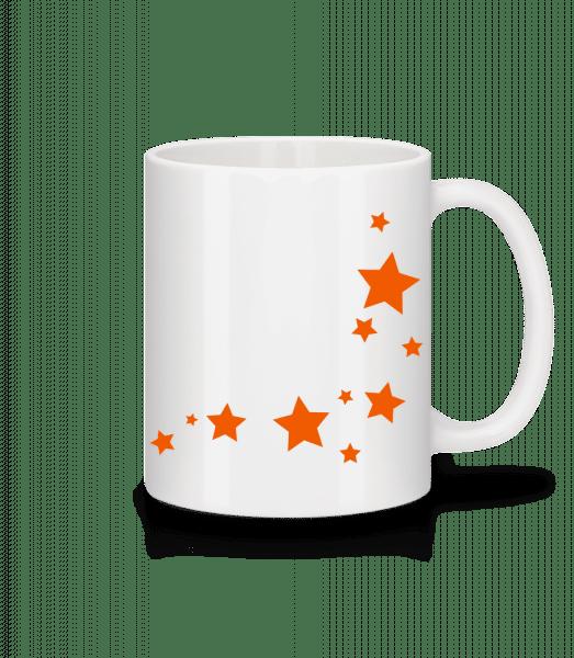Stars - Mug - White - Vorn