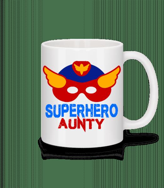 Superhero Aunty - Mug - White - Vorn