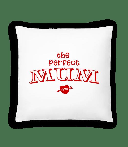 Perfect Mum - Cushion - White - Vorn