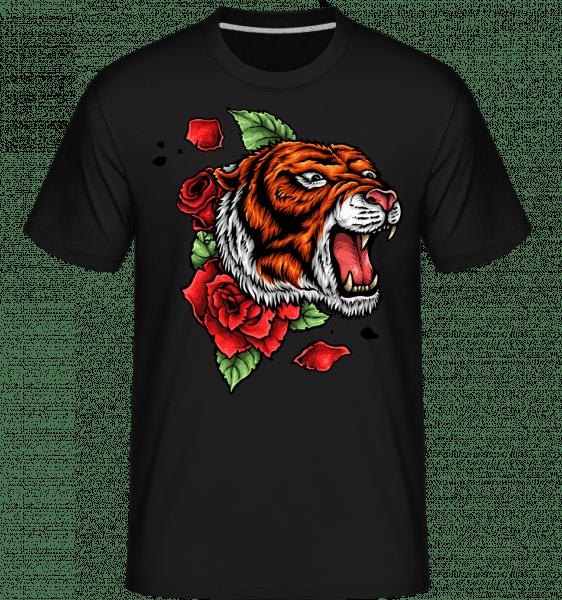 Tiger Fury -  Shirtinator Men's T-Shirt - Black - Vorn