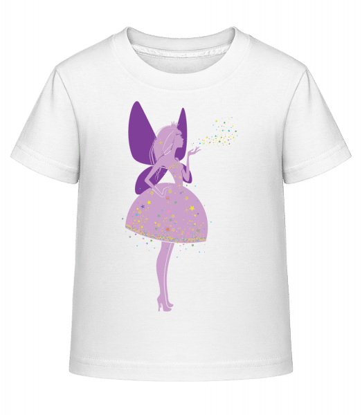 Princesses Fairy - Kid's Shirtinator T-Shirt - White - Front