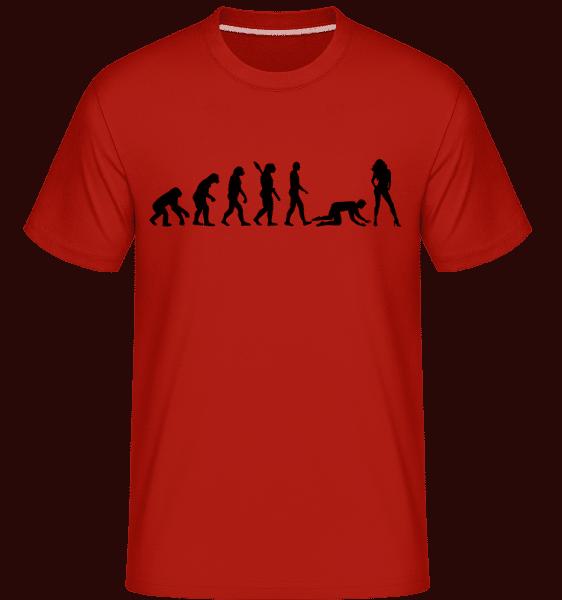 Bachelor Party Revolution -  Shirtinator Men's T-Shirt - Red - Front