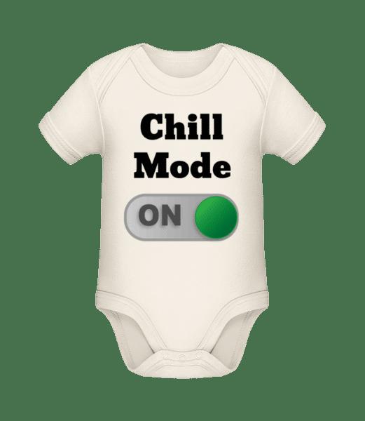 Chill Mode On - Organic Baby Body - Cream - Vorn