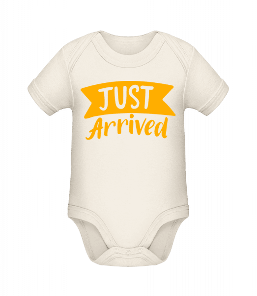 Just Arrived - Organic Baby Body - Cream - Vorn