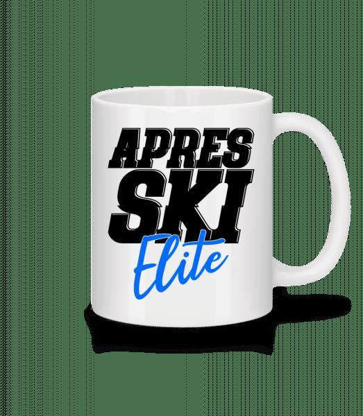 Apres Ski Elite - Mug - White - Vorn