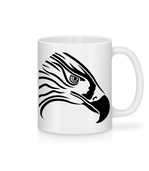 Bird - Mug - White - Vorn