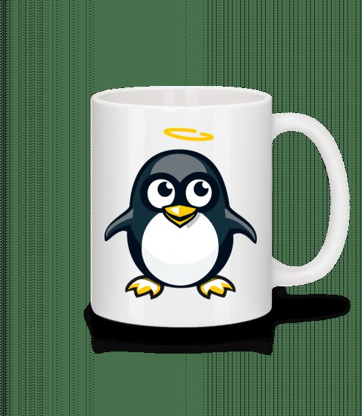 Angel Penguin - Mug - White - Vorn