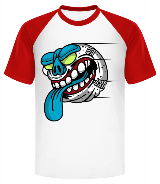 Baseball - Men's Baseball T-Shirt - White - Vorn
