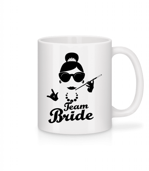 Team Bride - Mug - White - Vorn
