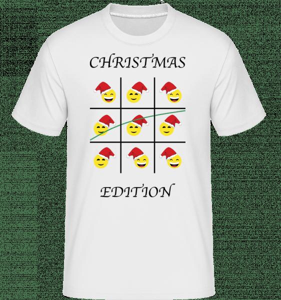 Christmas Edition -  Shirtinator Men's T-Shirt - White - Front