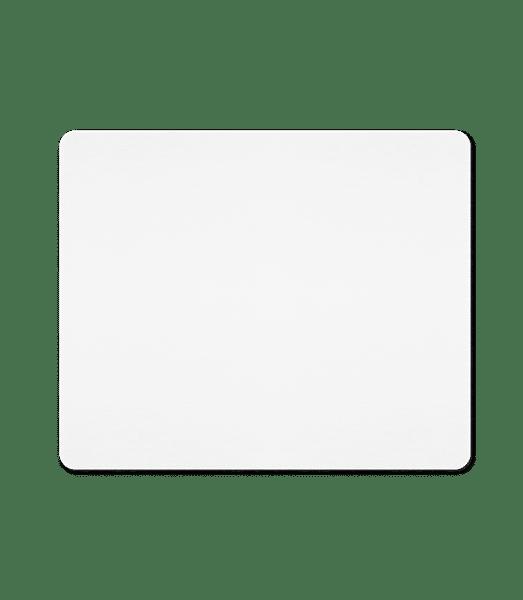 Podložka pod myš - Bílá - Napřed