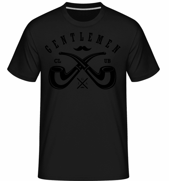 Gentlemen Club -  Shirtinator Men's T-Shirt - Black - Vorn