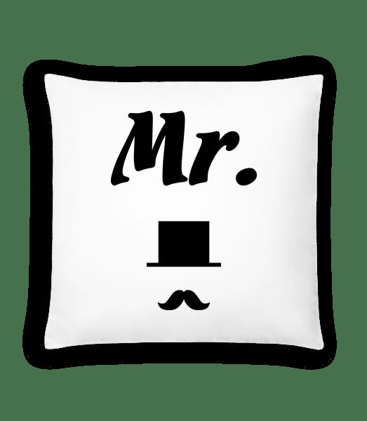 Mr. Wedding - Cushion - White - Vorn