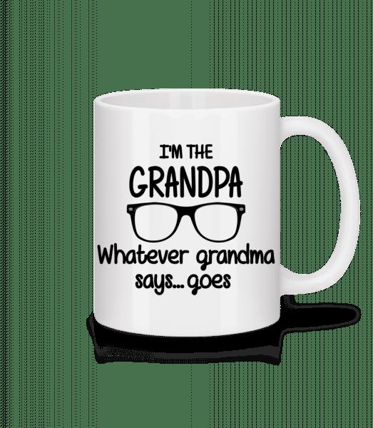 I'm The Grandpa - Mug - White - Vorn