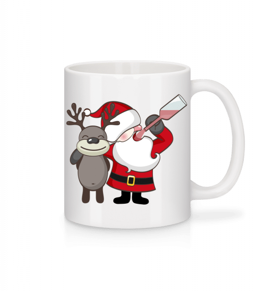 Christmas Party - Mug - White - Front