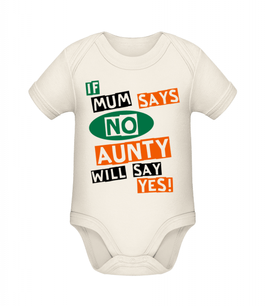 Aunty Will Say Yes - Organic Baby Body - Cream - Vorn