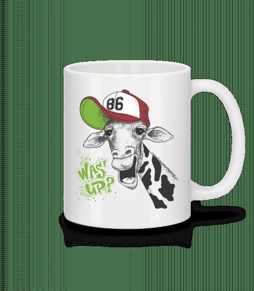Was' Up? - Mug - White - Vorn