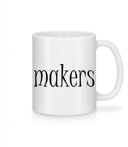 Trouble Makers Partner - Mug - White - Vorn