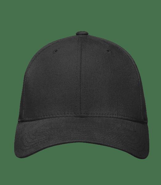 Baseball Cap - Black - Vorn