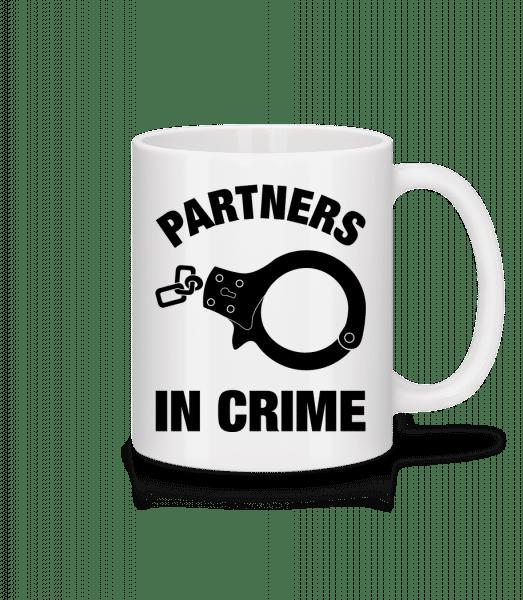 Partners In Crime - Mug - White - Vorn