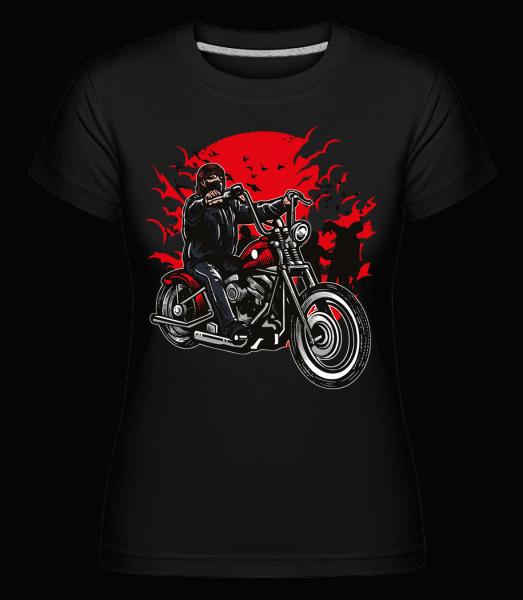Zombie Slayer -  Shirtinator Women's T-Shirt - Black - Vorn