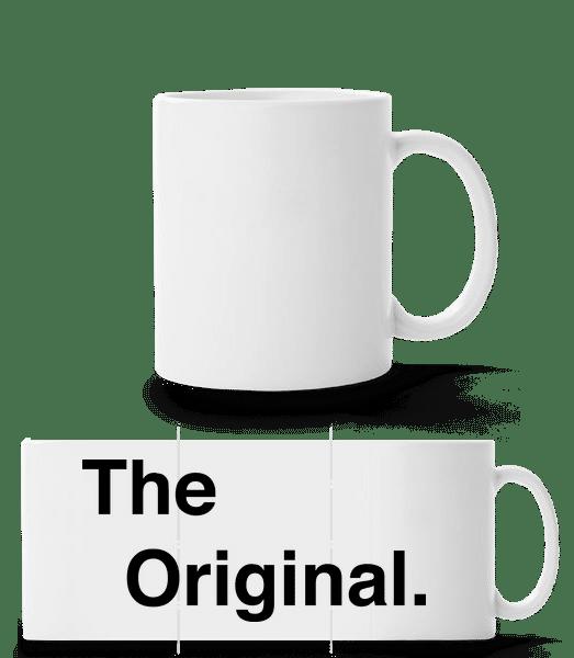 The Original - Panorama Mug - White - Vorn