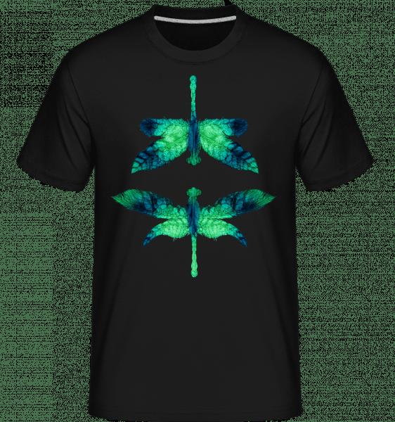 Leaf Dragonfly -  Shirtinator Men's T-Shirt - Black - Vorn