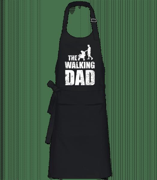 The Walking Dad - Professional Apron - Black - Vorn