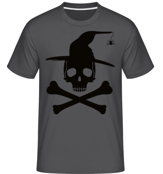 The Witch -  Shirtinator Men's T-Shirt - Anthracite - Front