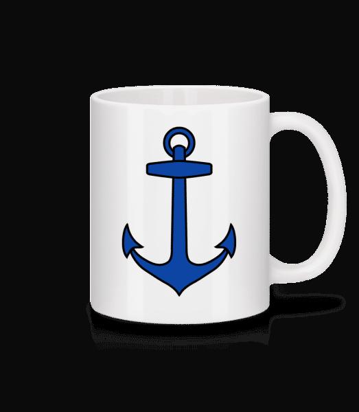 Anchor - Mug - White - Vorn