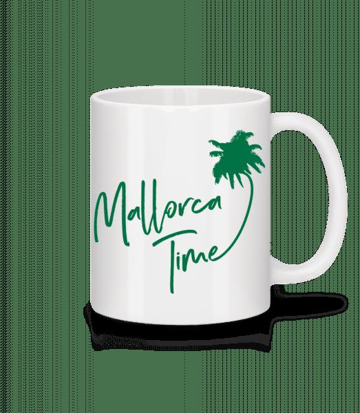 Mallorca Time - Mug - White - Vorn
