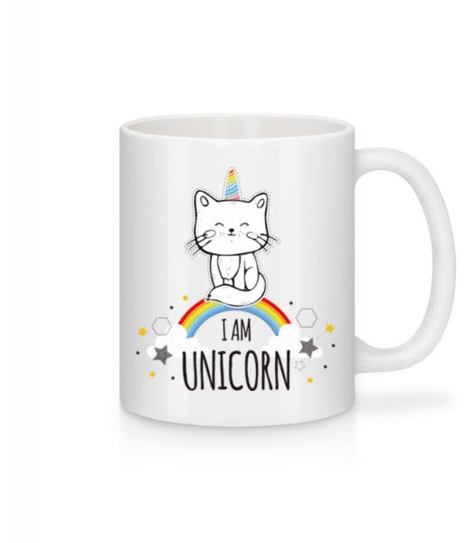 I Am Unicorn - Mug - White - Front