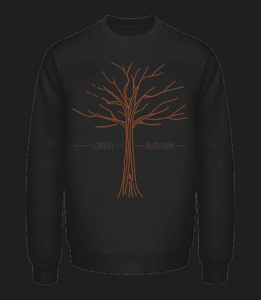Lovely Autumn - Unisex Sweatshirt - Black - Vorn