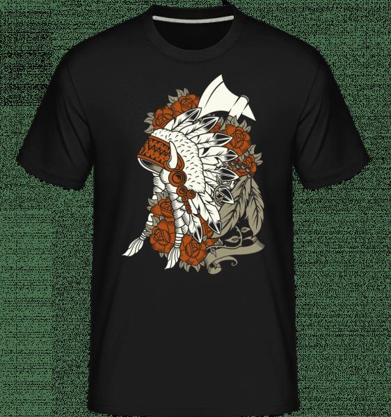 Indian -  Shirtinator Men's T-Shirt - Black - Vorn