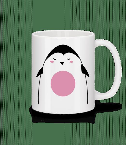 Cute Penguin - Mug - White - Vorn